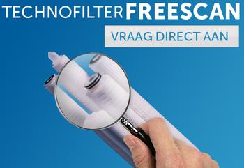 Technofilter - Filterkaars