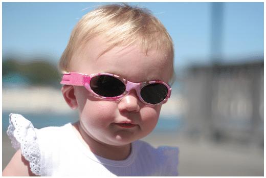 [IMG] Stoerekindjes - Baby zonnebril