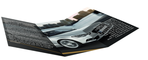 zogedrukt - Brochures drukken