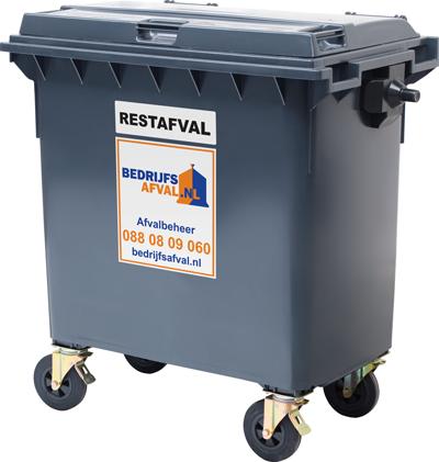 Hier kunt u voor lage prijzen afvalcontainers huren